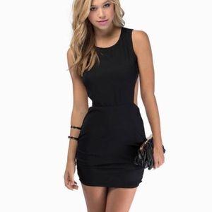 TOBi Open Back Mini Dress